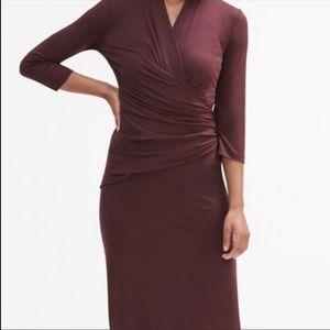 MM LaFleur Casey dress, chestnut